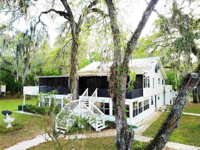 1897 SE Highway 317, Old Town, FL 32680 (MLS #433536) :: Pristine Properties