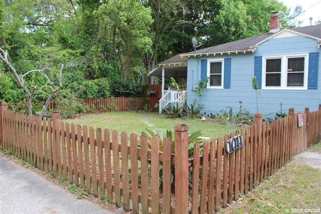 1011 NE 8th Ave, Gainesville, FL 32601 (MLS #433557) :: Rabell Realty Group