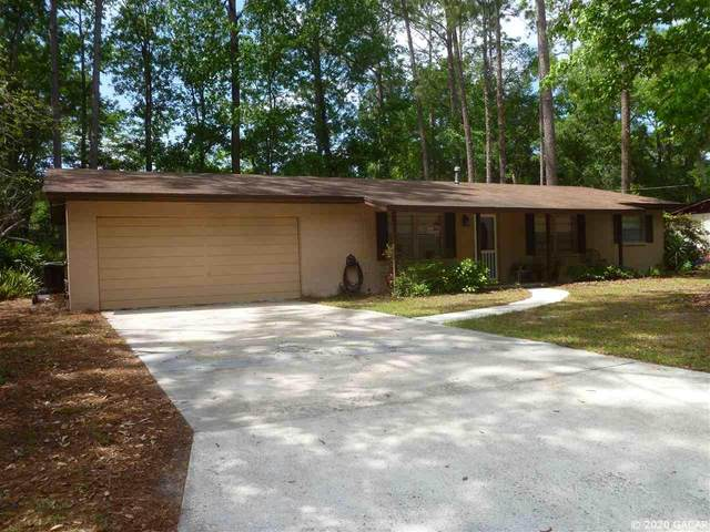 4600 NW 29th Terrace, Gainesville, FL 32605 (MLS #433562) :: Rabell Realty Group