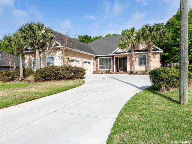 11026 NW 18th Road, Gainesville, FL 32606 (MLS #433568) :: Pepine Realty