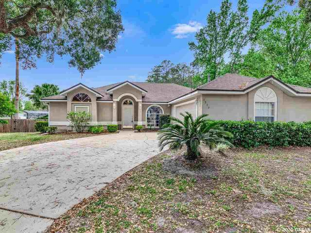 3939 NW 62nd Lane, Gainesville, FL 32653 (MLS #433571) :: Pepine Realty