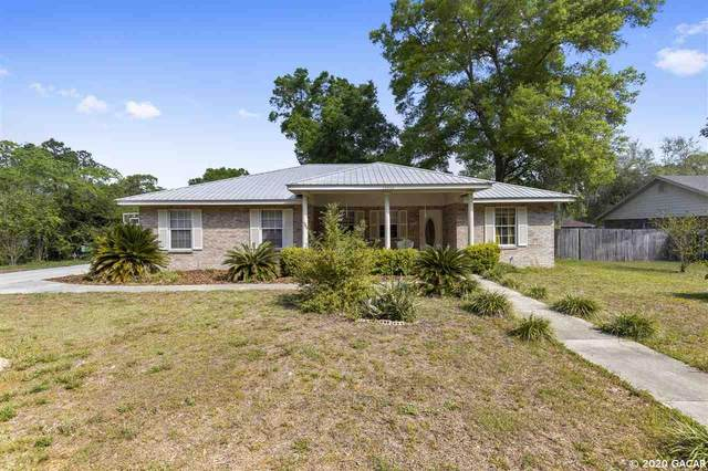 25424 SW 17th Avenue, Newberry, FL 32669 (MLS #433577) :: Rabell Realty Group