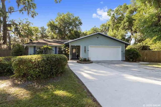 7521 SW 56th Avenue, Gainesville, FL 32608 (MLS #433582) :: Rabell Realty Group