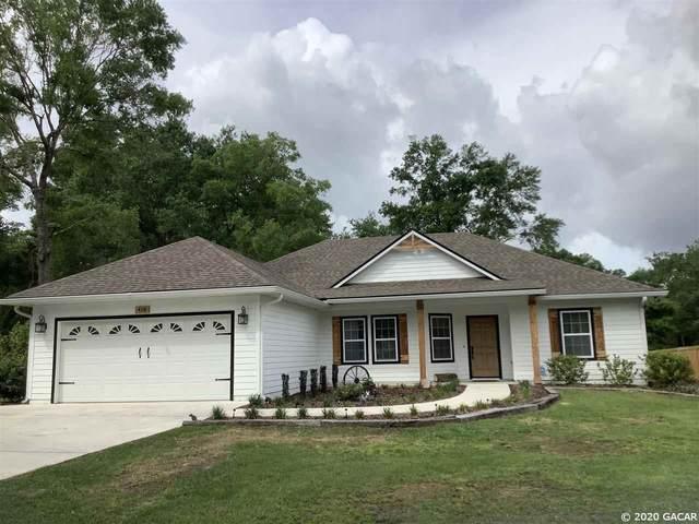418 NW 123 Street, Newberry, FL 32669 (MLS #433620) :: Pepine Realty