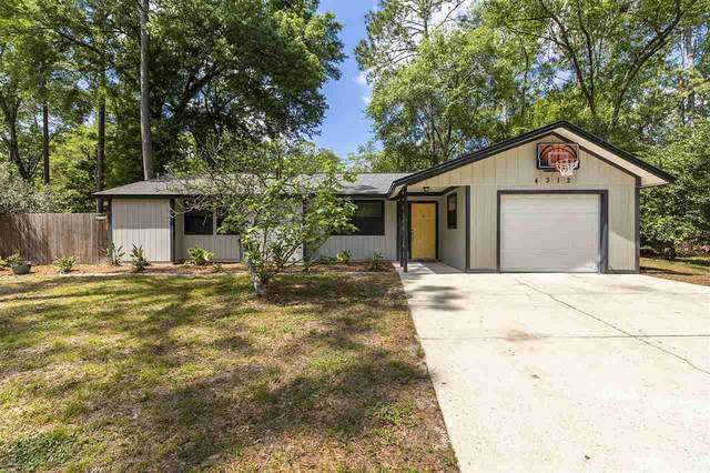 4312 NW 21st Street, Gainesville, FL 32605 (MLS #433622) :: Better Homes & Gardens Real Estate Thomas Group
