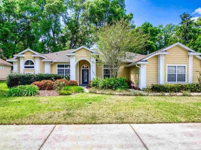 1606 NW 90 Terrace, Gainesville, FL 32606 (MLS #433625) :: Bosshardt Realty