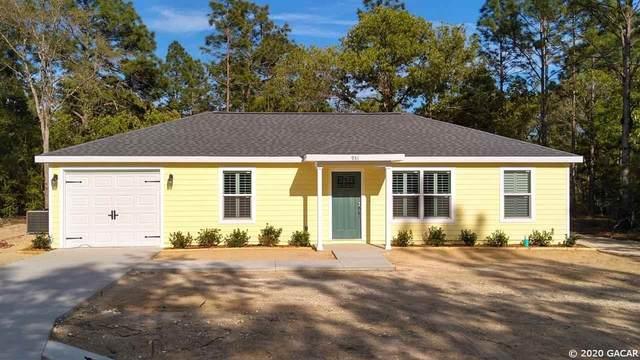 931 NE 151st Court, Williston, FL 32696 (MLS #433634) :: Bosshardt Realty