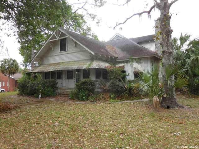 51 Picnic Street, Bronson, FL 32621 (MLS #433642) :: Bosshardt Realty