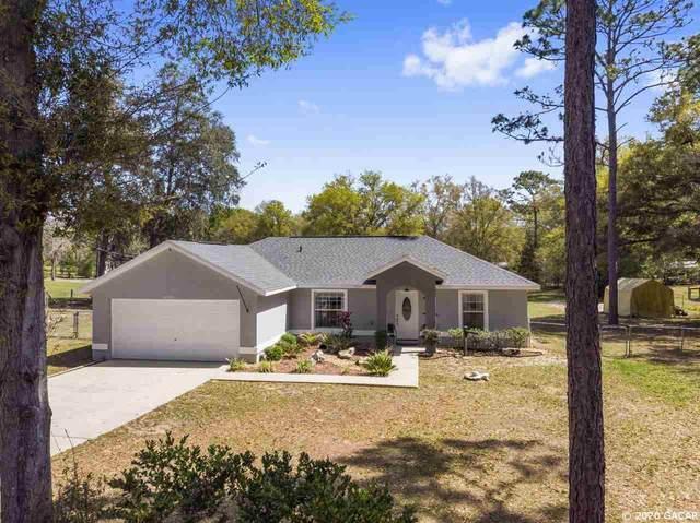 10841 NE 105 Avenue, Archer, FL 32618 (MLS #433649) :: Bosshardt Realty