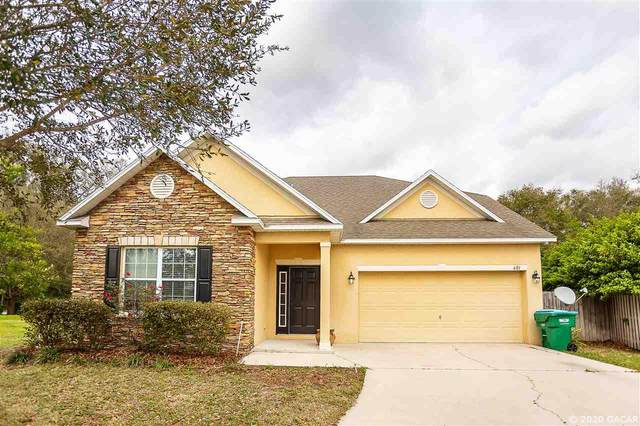 601 SW 242nd Terrace, Newberry, FL 32669 (MLS #433655) :: Abraham Agape Group