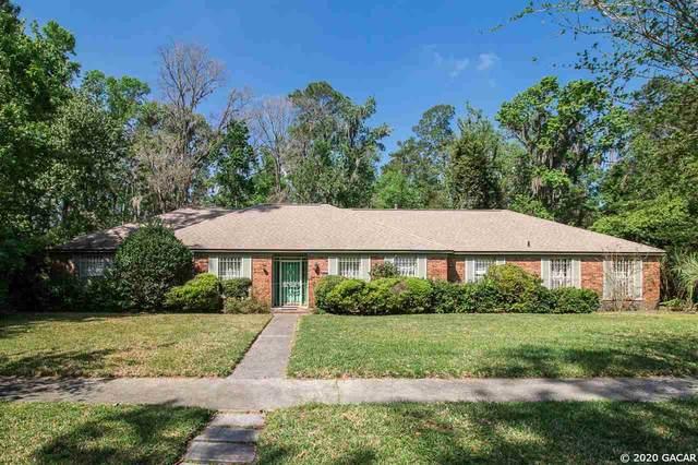 1604 NW 52nd Terrace, Gainesville, FL 32605 (MLS #433662) :: Bosshardt Realty