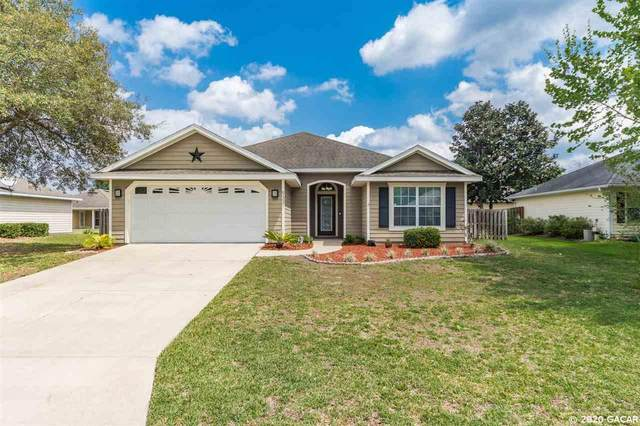 933 NW 256th Terrace, Newberry, FL 32669 (MLS #433669) :: Abraham Agape Group
