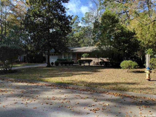 4128 NW 30TH Terrace, Gainesville, FL 32605 (MLS #433688) :: Rabell Realty Group