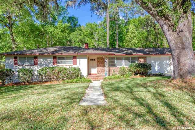 934 NW 37th Drive, Gainesville, FL 32605 (MLS #433697) :: Abraham Agape Group