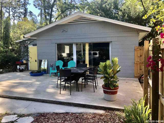 4113 NW 20th Terrace, Gainesville, FL 32605 (MLS #433700) :: Abraham Agape Group