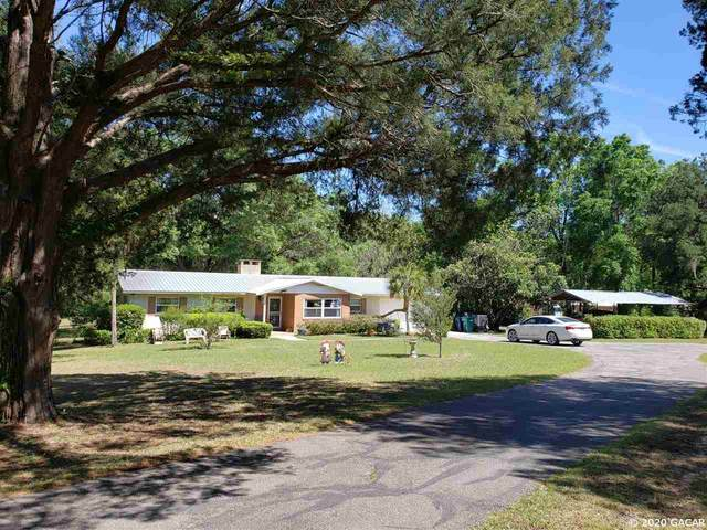 12107 NW 140th Street, Alachua, FL 32615 (MLS #433701) :: Rabell Realty Group