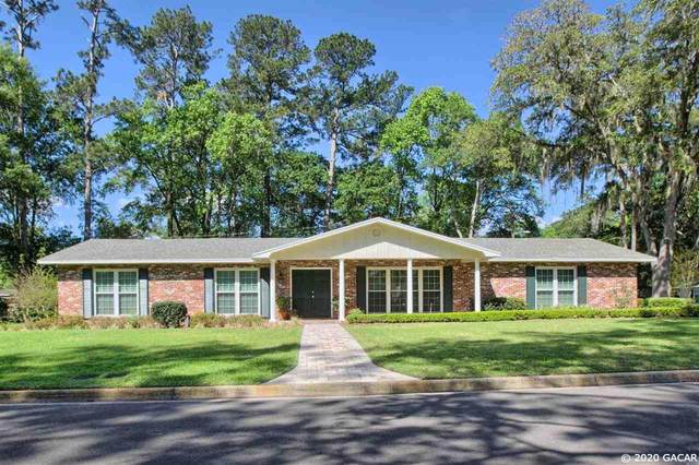 1500 NW 46 Terrace, Gainesville, FL 32605 (MLS #433709) :: Abraham Agape Group