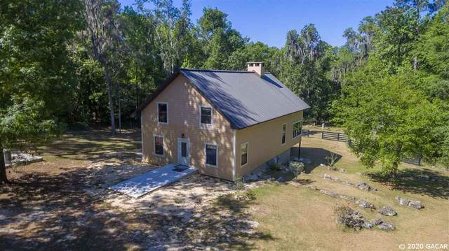 18206 SE 21ST Street, Micanopy, FL 32667 (MLS #433727) :: Rabell Realty Group