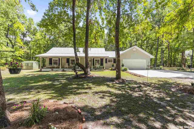 5408 SW 131 Lane, Micanopy, FL 32667 (MLS #433736) :: Rabell Realty Group
