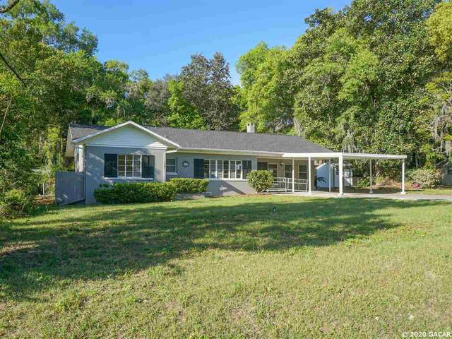 125 SW Garden Street, Keystone Heights, FL 32656 (MLS #433748) :: Better Homes & Gardens Real Estate Thomas Group
