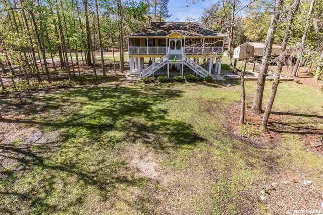 9678 SW 136th Street, Starke, FL 32091 (MLS #433774) :: Better Homes & Gardens Real Estate Thomas Group