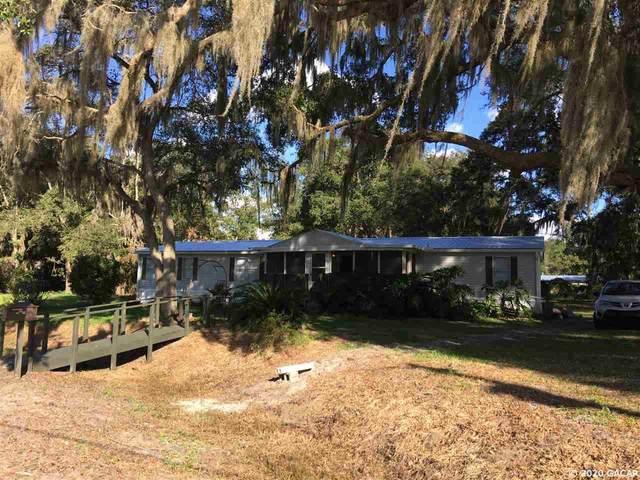 7219 NE 218th Terrace, Melrose, FL 32666 (MLS #433781) :: Better Homes & Gardens Real Estate Thomas Group