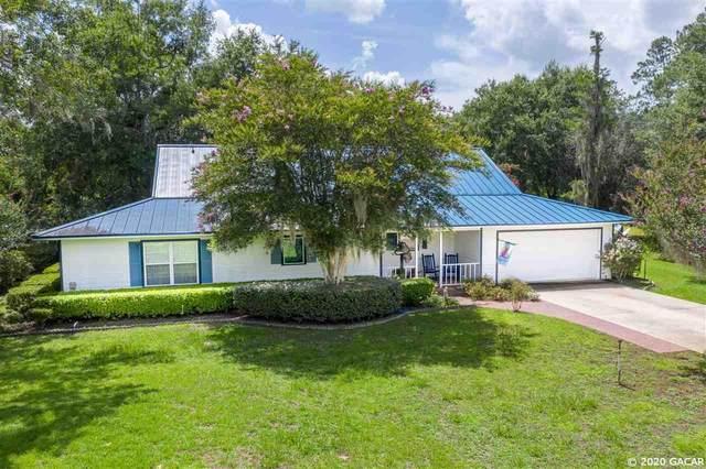 308 Lakeshore Drive, Starke, FL 32091 (MLS #433808) :: Rabell Realty Group