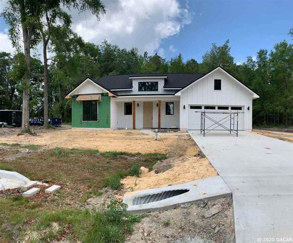 20130 NW 159th Place, Alachua, FL 32615 (MLS #433818) :: Better Homes & Gardens Real Estate Thomas Group
