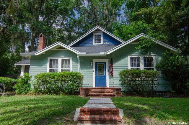 318 NW 24TH Street, Gainesville, FL 32607 (MLS #434254) :: Pristine Properties