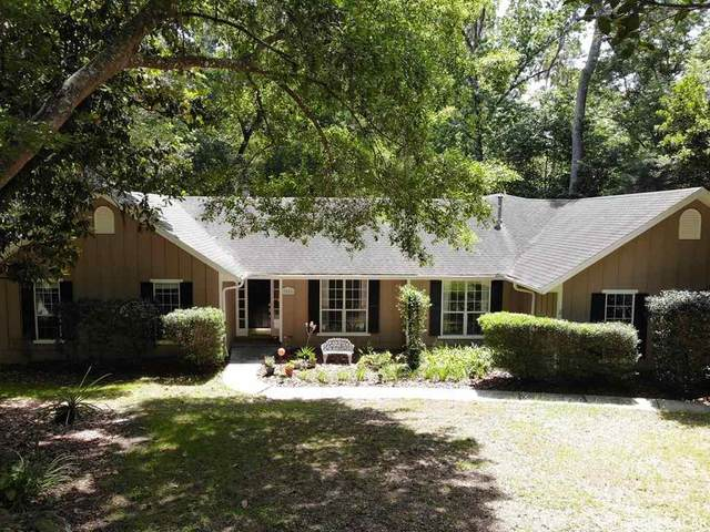 3501 NW 30 Boulevard, Gainesville, FL 32605 (MLS #434319) :: Rabell Realty Group