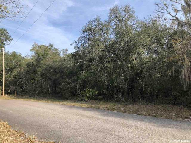 Lot 5 Canal Street, Fanning Springs, FL 32693 (MLS #434339) :: Abraham Agape Group