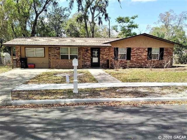 3926 NW 21 Street, Gainesville, FL 32605 (MLS #434455) :: Pristine Properties