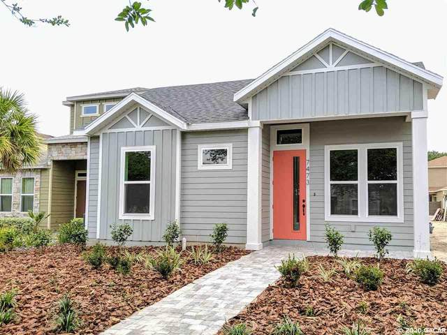 6778 SW 77th Street, Gainesville, FL 32608 (MLS #434514) :: The Curlings Group