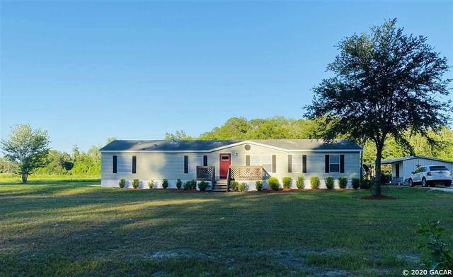 9580 SE County Road 337, Trenton, FL 32693 (MLS #434538) :: Pristine Properties