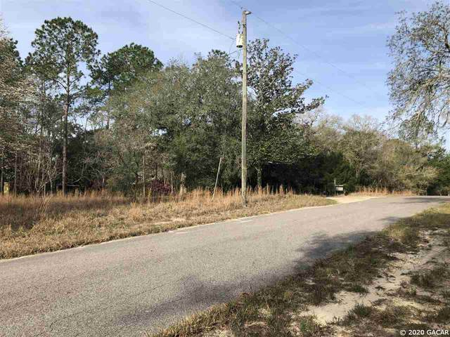 Lot 6 Canal Street, Fanning Springs, FL 32693 (MLS #434702) :: Abraham Agape Group