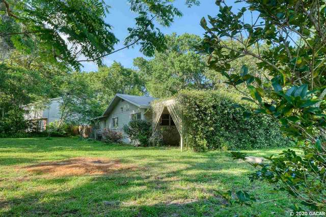805 NW 40th Terrace, Gainesville, FL 32605 (MLS #434722) :: Rabell Realty Group
