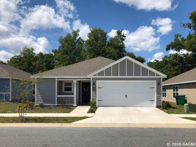 830 SW 251st Way, Newberry, FL 32669 (MLS #434843) :: Pristine Properties