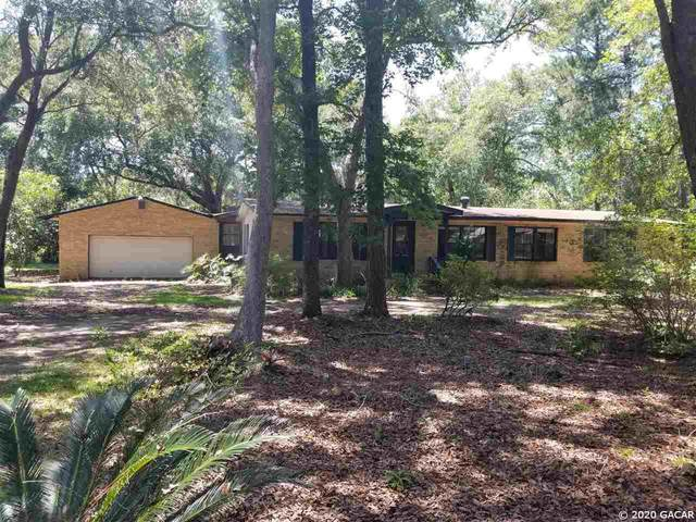 11426 NE 205th Terrace, Waldo, FL 32694 (MLS #434844) :: Pepine Realty