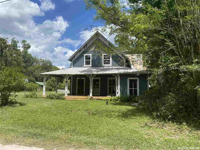 13837 NE 140 Street, Waldo, FL 32694 (MLS #434863) :: Pepine Realty