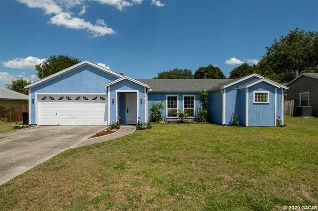 3541 NW 88TH Terrace, Gainesville, FL 32606 (MLS #434865) :: Pristine Properties