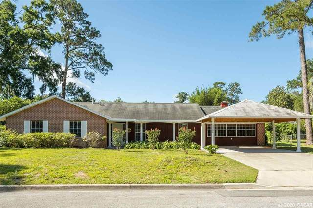 3311 NW 28th Place, Gainesville, FL 32605 (MLS #434876) :: Abraham Agape Group