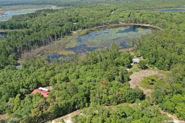 118 Mandarin Lake Road, Melrose, FL 32666 (MLS #434905) :: Pepine Realty