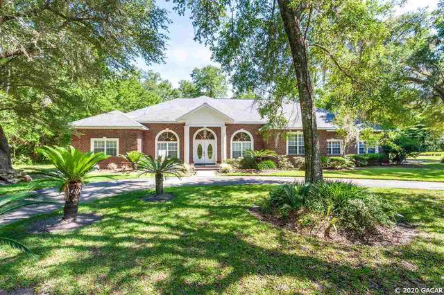 15815 W Newberry Road, Newberry, FL 32669 (MLS #434919) :: Rabell Realty Group