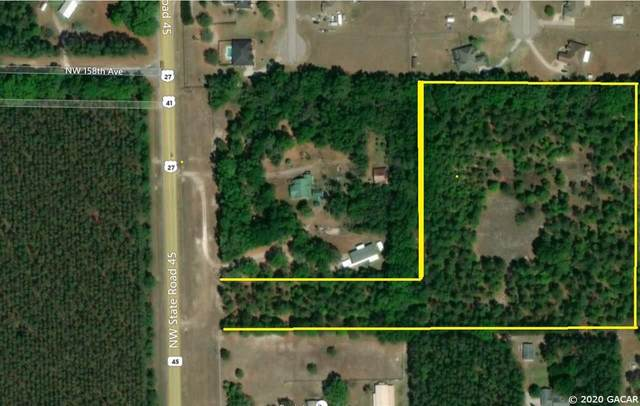 00 State Road 45, High Springs, FL 32643 (MLS #434920) :: Rabell Realty Group