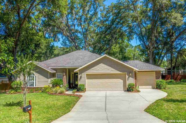 12220 NW 7th Lane, Newberry, FL 32669 (MLS #434929) :: Pristine Properties
