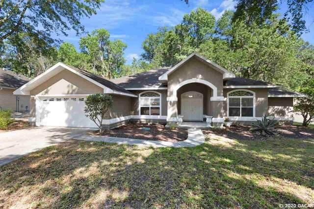 1426 NW 104TH Drive, Gainesville, FL 32606 (MLS #434997) :: Pristine Properties