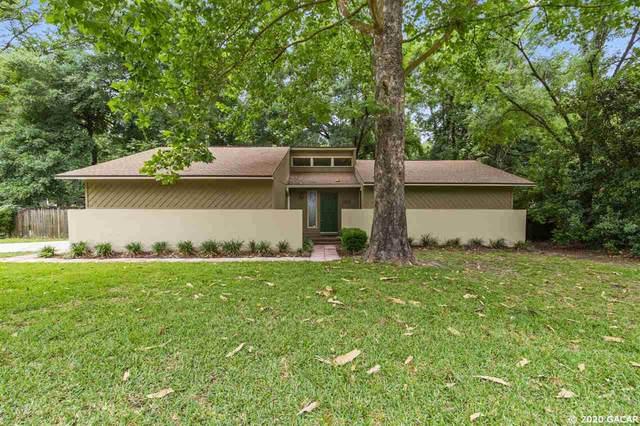 7613 SW 52nd Place, Gainesville, FL 32608 (MLS #434998) :: Pristine Properties