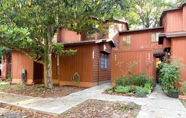 942 SW 56th Terrace, Gainesville, FL 32607 (MLS #435001) :: Pristine Properties
