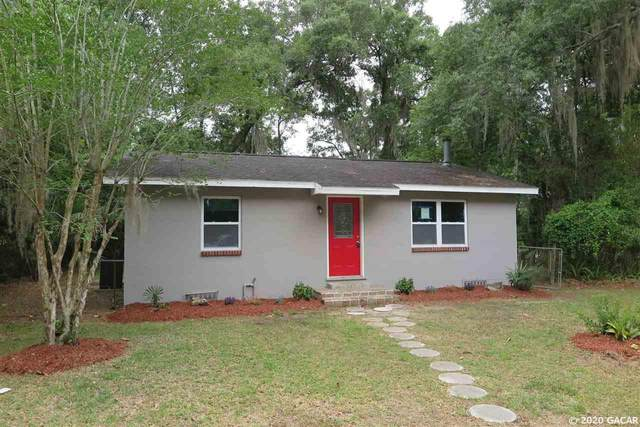 1133 NW 22ND Avenue, Gainesville, FL 32609 (MLS #435031) :: Pristine Properties
