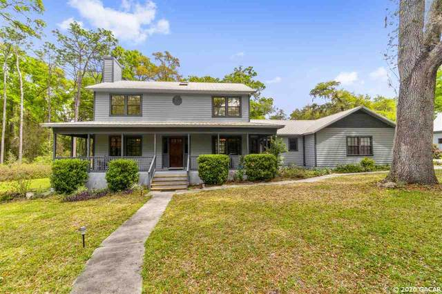 10003 SW 67th Drive, Gainesville, FL 32608 (MLS #435035) :: Pristine Properties